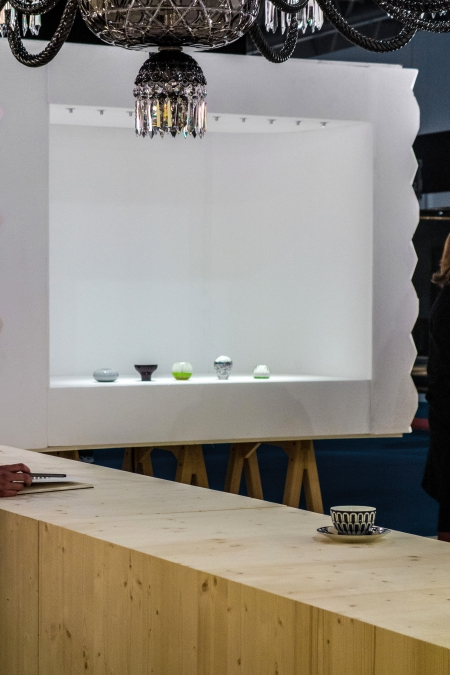 V8designers Saint-Louis, Maison&Objet 2013 -