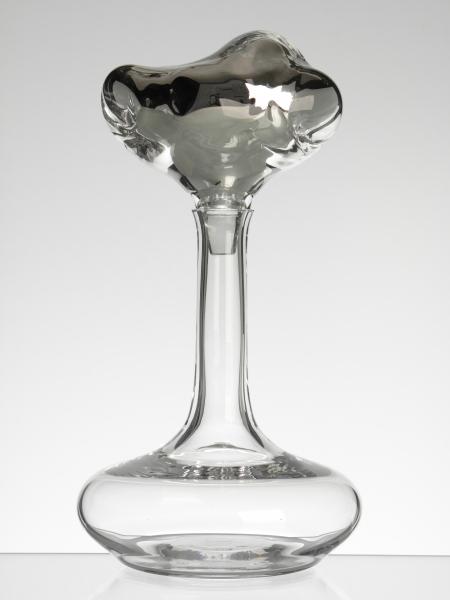 V8designers glass is tomorrow - carafe Novy Bor