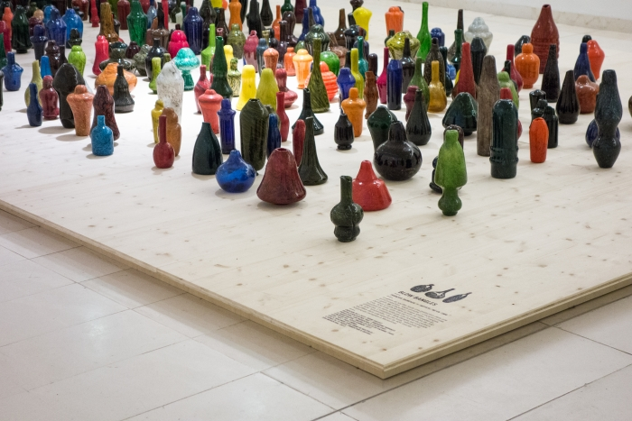 V8designers le feu sacré - Vue de l'exposition Le feu sacré, Galeries Poirel Nancy (F), CIAV 2013