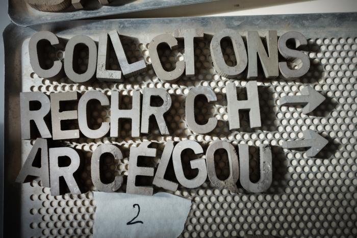 V8designers archéologie alsace - Signalétique Archéologie Alsace
