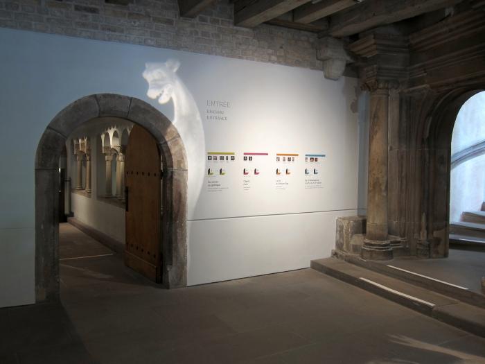 V8designers musée de l'Œuvre Notre-Dame - musée de l'œuvre notre-dame, accueil