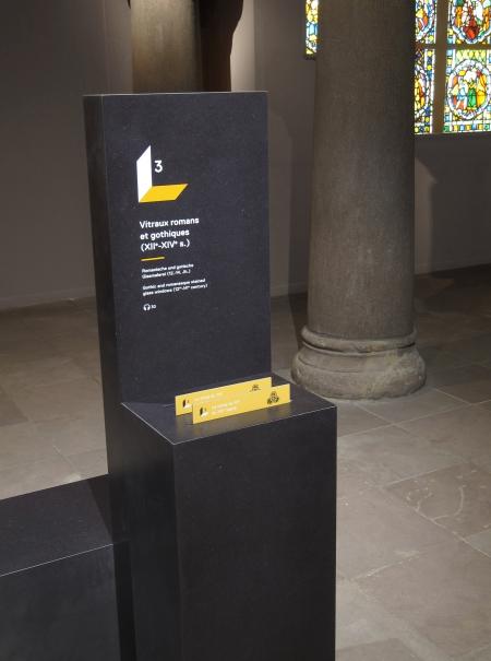 V8designers musée de l'Œuvre Notre-Dame - musée de l'œuvre notre-dame, mobiliers