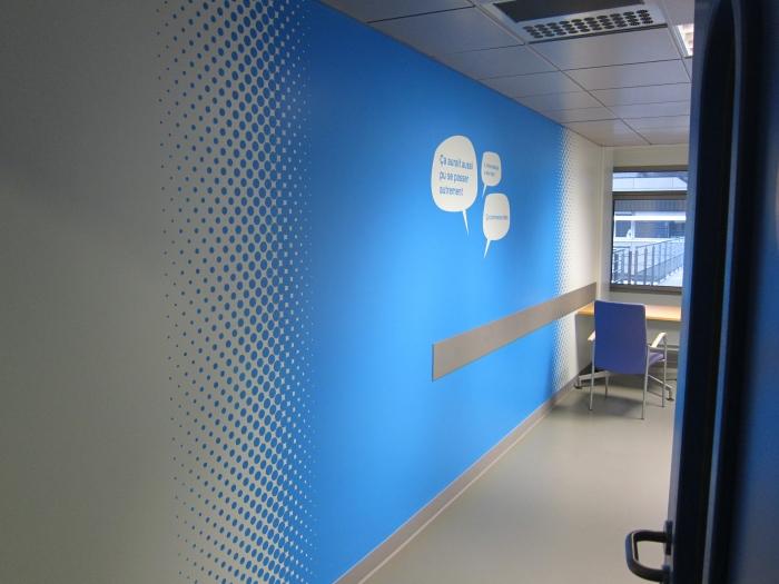 V8designers Nouvel Hopital Civil de Strasbourg -