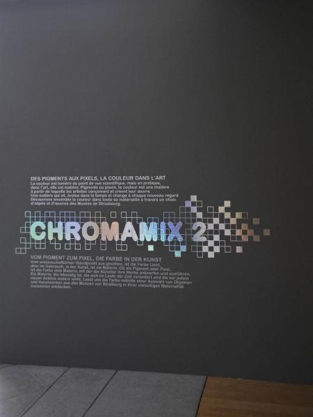 V8designers chromamix 2 -