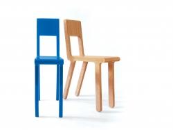 V8designers demi chaise - demi-chaise en contreplaqué usiné